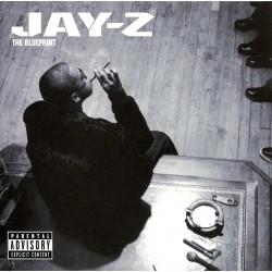 """Jay-Z """"The blueprint"""" cd plexi"""