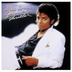"Michael Jackson ""Thriller"" Vinyle Gatefold"
