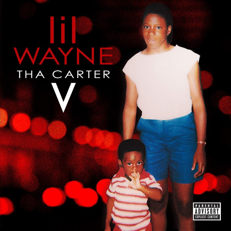 "Lil Wayne ""Tha Carter V"" Double vinyle Gatefold"