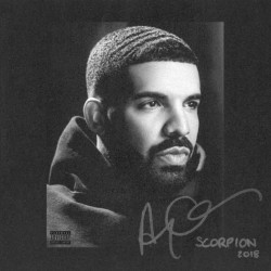 "Drake ""Scorpion"" Double CD plexi"