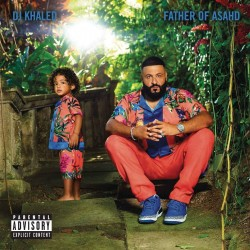"""Dj Khaled """"Father of asahd"""" Double vinyle Gatefold"""