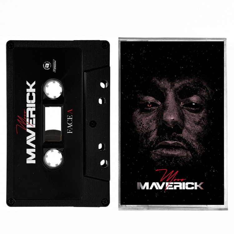 "Moro ""Maverick"" Cassette audio"