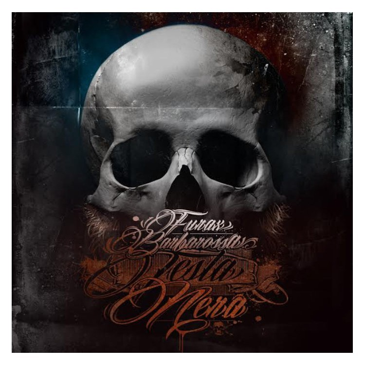 "Furax Barbarossa ""Testa Nera"" Double vinyle"