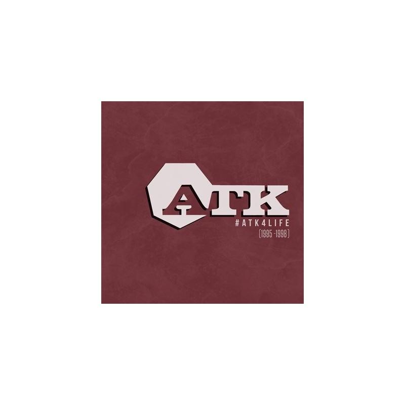"ATK ""ATK 4life"" (1995-1998) CD digipack"